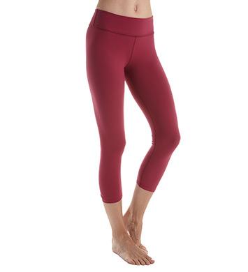 Beyond Yoga Supplex Back Gathered Capri Legging