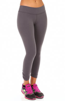 Beyond Yoga Supplex Back Gathered Legging