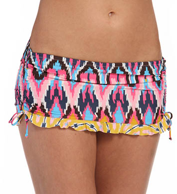 Blush Swimwear Navajo Adjustable Skirted Swim Bottom
