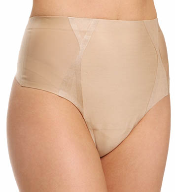 Body Hush Matte and Shine High Waisted Shaper Thong