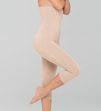 Body Wrap The Catwalk High-Waist Capri Shaper