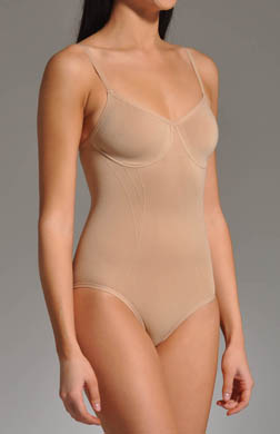 Body Wrap Retro Lites Bodysuit with Underwire