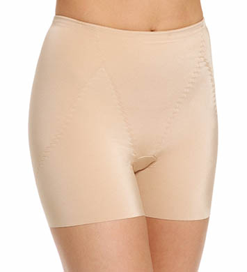 BODYSLIMMERS Nancy Ganz Butt Booster Short With Removable Pads