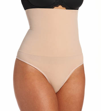 BODYSLIMMERS Nancy Ganz Seamless Highwaisted Thong