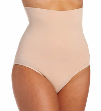 BODYSLIMMERS Nancy Ganz Seamless Highwaisted Brief Panty
