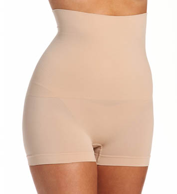 BODYSLIMMERS Nancy Ganz Seamless Highwaisted Boyshort