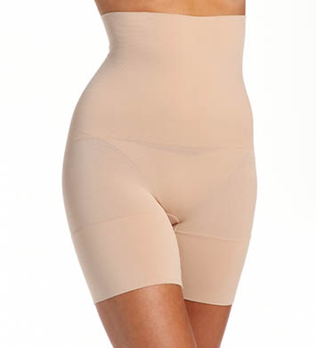 BODYSLIMMERS Nancy Ganz Seamless Highwaisted Thighslimmer