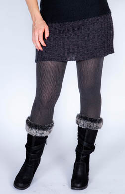 Bootights Draper Herringbone Bootight With Ankle Sock