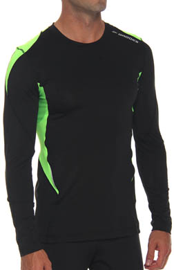 Brooks Nightlife Equilibrium Longsleeve Shirt