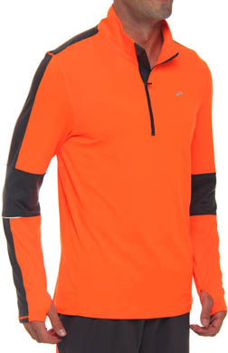 Brooks Nightlife Essential Longsleeve 1/2 Zip Jacket