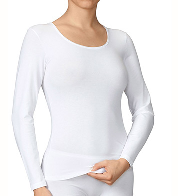 Calida Comfort Cotton Long Sleeve Tee