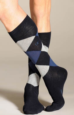 Calvin Klein Argyle Casual Multi 3 Pack