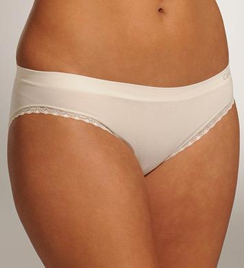 Calvin Klein Seamless With Lace Bikini Panty