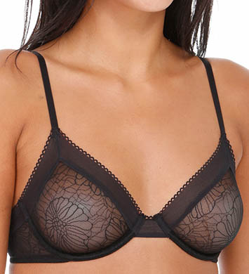 Calvin Klein Launch Lace Underwire Bra