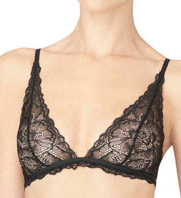 Calvin Klein Black Triangle Bra