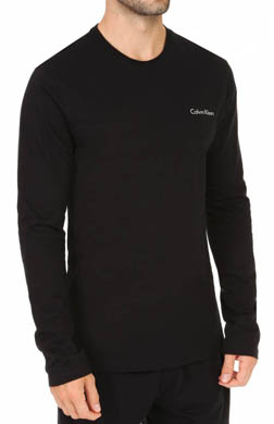 Calvin Klein Long Sleeve Logo T-Shirts