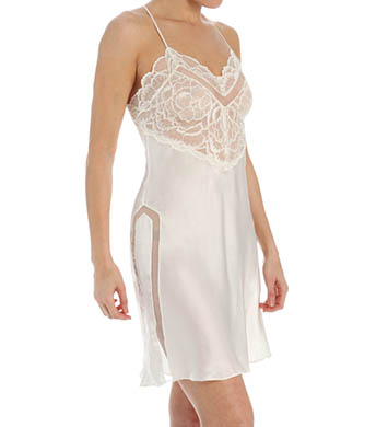 Calvin Klein Striking Chemise with Lace