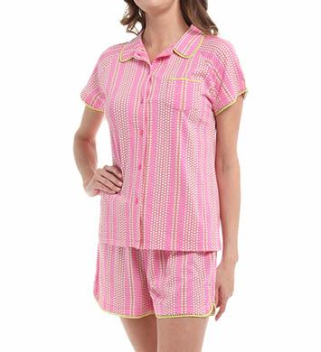 Carole Hochman Paradise Short Pajama Set