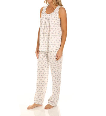 Carole Hochman Awakening Long Pajama Set