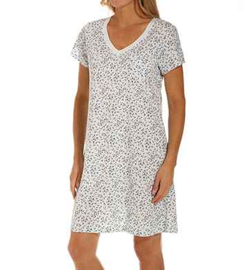 Carole Hochman Flowering Nights Sleepshirt