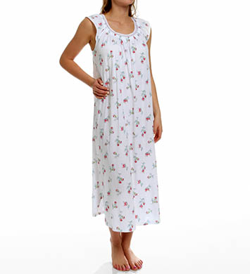 Carole Hochman Whistful Rosebuds Long Gown