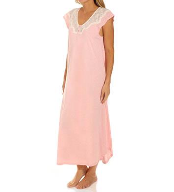 Carole Hochman Heathered Hues Long Gown