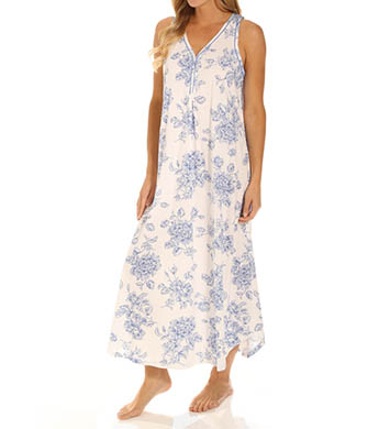 Carole Hochman Floral Melody Long Gown