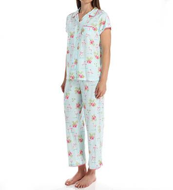 Carole Hochman Paradise Capri Pajama Set