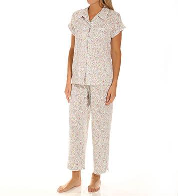 Carole Hochman Awakening Capri Pajama Set