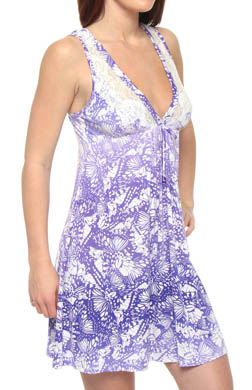Carole Hochman Midnight Wings of Love Chemise