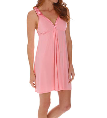 Carole Hochman Midnight Braided Chemise
