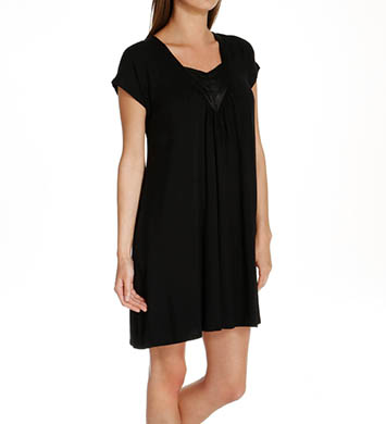 Carole Hochman Midnight Braided Sleepshirt
