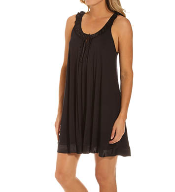 Carole Hochman Midnight Jeweled Chemise
