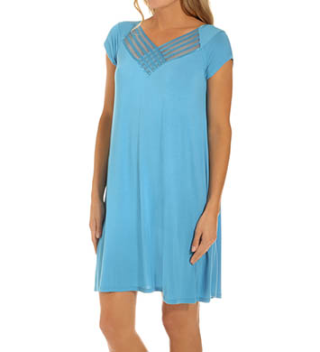 Carole Hochman Midnight North Sky Sleepshirt