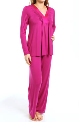 Carole Hochman Midnight Midnight Kiss Pajama