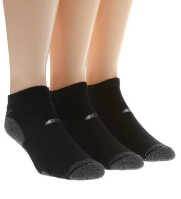 Champion Double Dry High Performance Low Cut Sock - 3 Pack