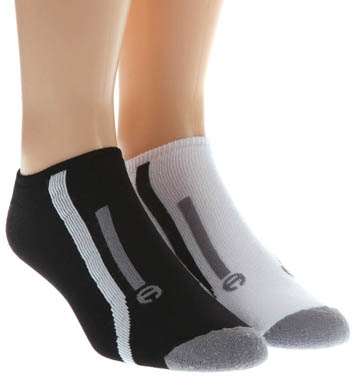 Champion Double Dry High Performance No Show Sock - 2 Pack
