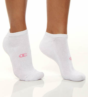 Champion Women's No Show Socks-6 Pair Pack