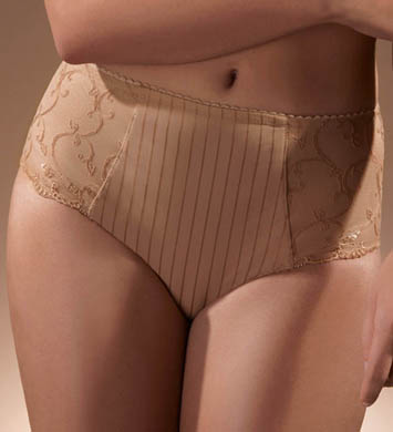 Chantelle Cachemire Brief Control Panty