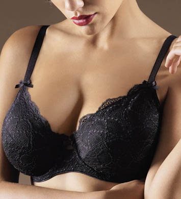 Chantelle Saint Germain Plunge Underwire Bra