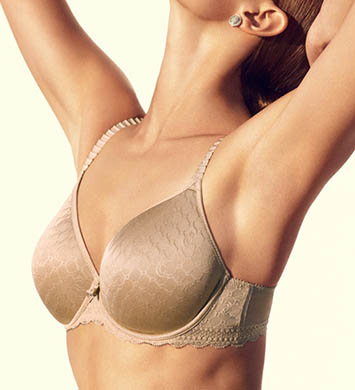Chantelle C Chic Sexy Spacer Foam T-Shirt Bra