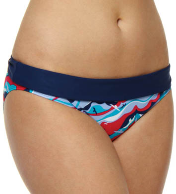 Cleo by Panache Tilly Folded Swim Bottom