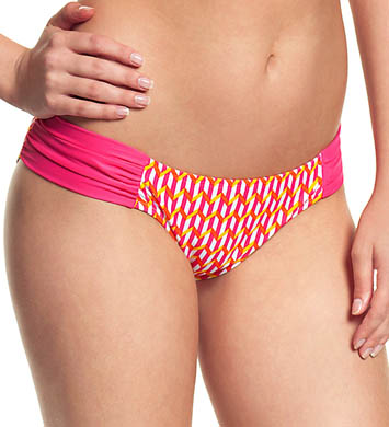 Cleo by Panache Cindy Gathered Pant Swim Bottom