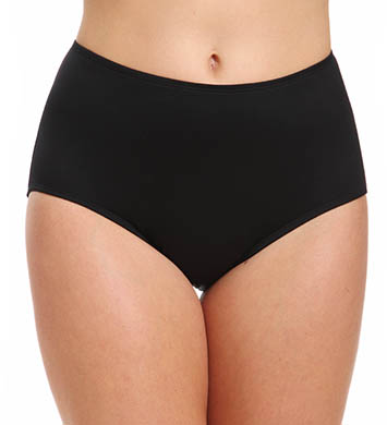 Coco Reef Solids High Waist Swim Bottom Plus Size