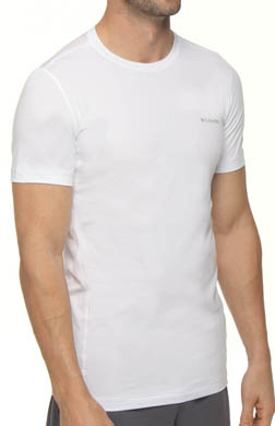 Columbia Coolest Cool Short Sleeve Top