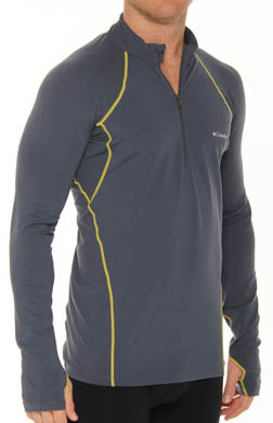 Columbia Baselayer Midweight Long Sleeve 1/2 Zip