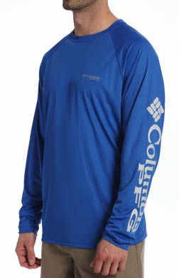 Columbia Terminal Tackle PFG Omni-Shade Longsleeve Shirt