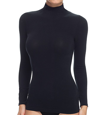 Commando Ballet Body Seamless Mock Neck