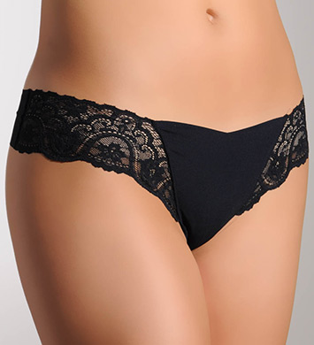 Commando Tulip Lace Thong