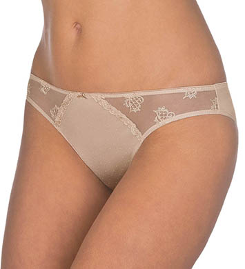 Conturelle Eternity Embroidered Lace Bikini Panty